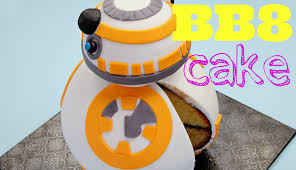 bb 8 star wars cake cake style youtube
