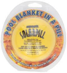 amazon com seaklear ap72 aquapill solarpill 72 pool blanket