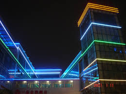 linear led sign lighting jyang vision co ltd integrate and market led application products