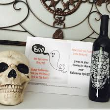 halloween wine bottle labels blog victoria canada event design u0026 wedding coordination