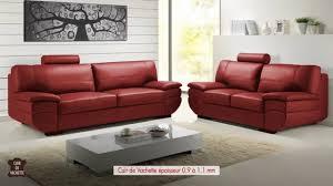 canap et fauteuils canapés et fauteuils en cuir california ii
