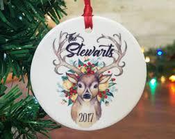 custom family ornament etsy