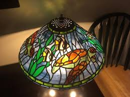 sea turtle lamp delphi artist gallery