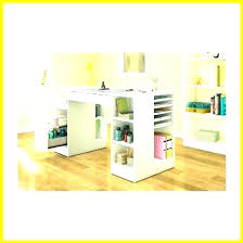 counter height desk with storage tall craft table with storage counter height desk beautiful kids