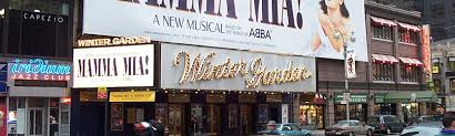 Winter Garden Seating Chart - winter garden theatre ny tickets and seating chart