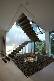 Modern Design Staircase Organic Stair Design Makes Futuristic Indoor U2013 Fresh Design Pedia