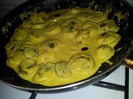 cuisiner le boudin recette de boudin blanc poêlé au curry