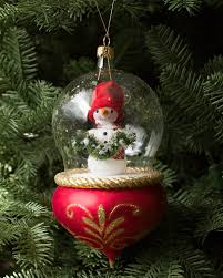 de carlini glass ornament balsam hill