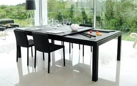 dining table converts to pool table awesome pool table kitchen table stainless steel billiard table
