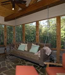 house plans with screened porch amicalola cottage rustic house plans small cottage plans