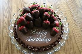 chocolate birthday cakes wallpaper