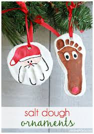 best 25 baby ornaments ideas on salt dough