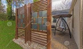 Backyard Fences Ideas Fence Wonderful Backyard Fencing Ideas 49 Outside Fence Garden