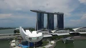 dji inspire 1 marina bay sands singapore edited youtube