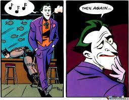 Dirty Cartoon Memes - dirty mind comic batman joker by serkan meme center