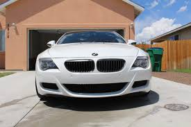 e63 03 10 for sale feeler 2010 bmw m6 white red warranty