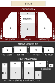 orchestra floor plan broadway theater new york ny seating chart stage new york