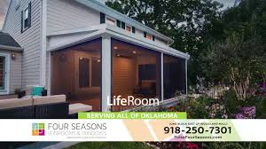 How Much Do Four Seasons Sunrooms Cost The Liferoom By Four Seasons Sunrooms Youtube