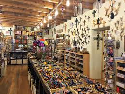 catholic gifts store gift shop museum san felipe de neri parish albuquerque nm