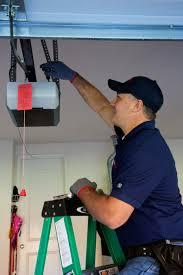 garage door opener fix garage door opener repair charlotte nc ameriserv garage doors