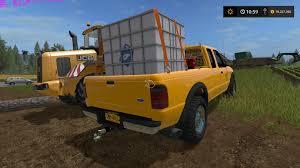 Ford Ranger Truck Colors - new york dot ford ranger ls 17 farming simulator 2017 fs ls mod