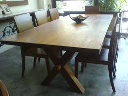 teak wood dining table dining set dining furniture puchong