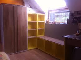 bureau dans une armoire l atelier de alexandre