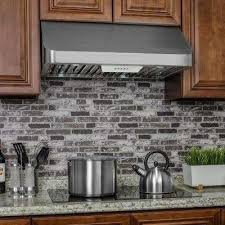home depot under cabinet range hood stainless steel under cabinet range hoods range hoods the throughout