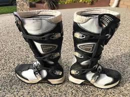 womens motocross boots australia fox motocross boots miscellaneous goods gumtree australia