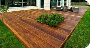 Wood Patio Deck Designs Ground Level Deck Google Search Decks And Patios Pinterest