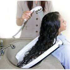 how to wash your hair in the sink best hair washing trays in 2018
