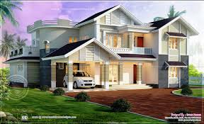 beautiful house plans with photos in kerala shining 9 traditional
