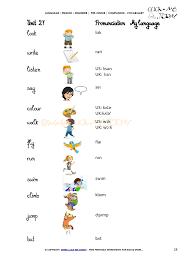 printable beginner esl pre junior vocabulary sheet 28 verbs