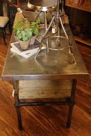 glamorous metal kitchen island legs with vintage adjustable bar