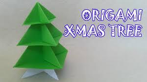 origami tree origami easy