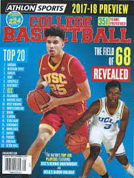 si e d athlon mostly ucla hoops athlon sports 2017 18 ucla preview