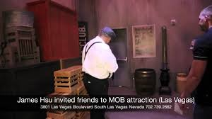 best attraction las vegas mob attraction youtube