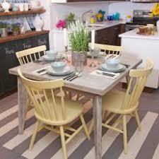 White Wash Table And Chairs Photos Hgtv
