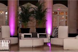 Custom Lighting Corporate Events And Meetings In Saratoga Hall Of Springs