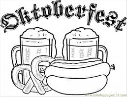 beer coloring pages aecost net aecost net