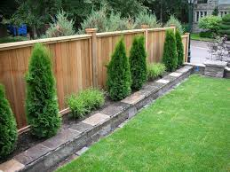 Backyard Ideas Pinterest by Large Fenced Backyard Ideas Backyard Fence Ideas