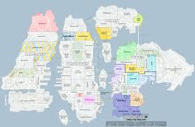 Los Angeles Gangs Map Territory by V2saxiv2sa Page 11 Maps Gtaforums