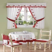 Kohls Kitchen Curtains by Best 25 Red Kitchen Curtains Ideas On Pinterest Kitchen