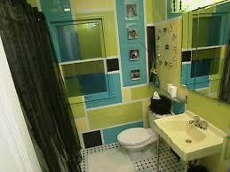 retro bathroom ideas retro bathroom hgtv