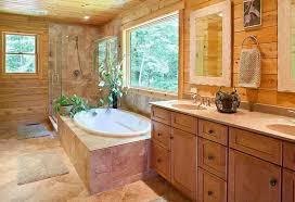 Acorn Bathroom Furniture Acorn Log Home From Katahdin Cedar Log Homes