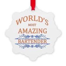 14 best chef and bartender ornaments images on