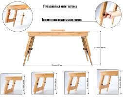 proper height for standing desk desk eco friendly bamboo sitting to standing desk converter with