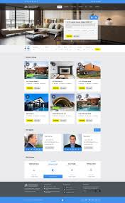 Real Estate Joomla Template by Real Estate Website Templates