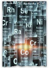 Periodic Table Shower Curtain Big Bang Theory Cheap Periodic Table Shower Curtains Find Periodic Table Shower