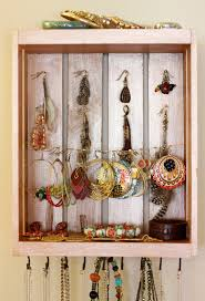 diy home decor gifts 23 best diy jewelry holder ideas to make your jewelry more tidy